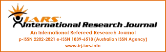 IARS' International Research Journal (I'IRJ)
