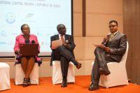 Panel Discussion in India-Africa ICT Summit
